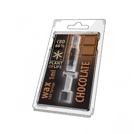 Wax CBD Syringe Chocolate...