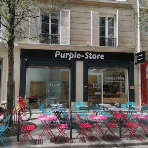⚠️#Bastille reprend vie petit à petit ! Purple Store Bastille vous donne RDV au 4 cité de la roquette 75011 Paris !  #CBDParis #BoutiqueCBD #cbdparis11 #PurpleStore  La purplerie n'est jamais finie !
